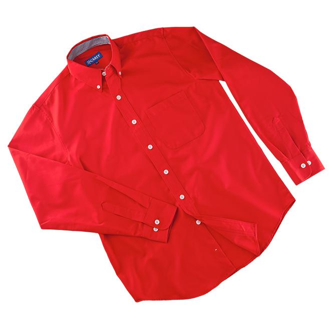 gabardina-rojo
